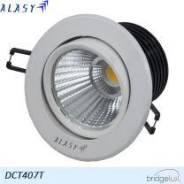 Đèn LED âm trần  7W COB| DCT407T