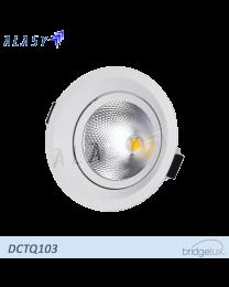 đèn led âm trần cob 3w