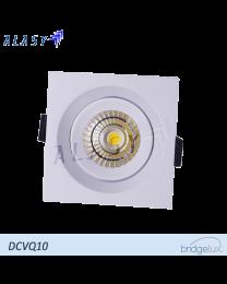 ĐÈN LED ÂM TRẦN COB 10W| DCVQ10
