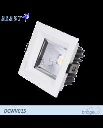 đèn âm trần vuông 12w