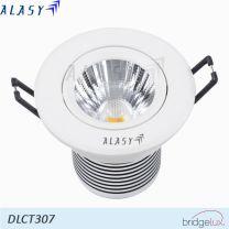 đèn led âm trần cob 12v 7w