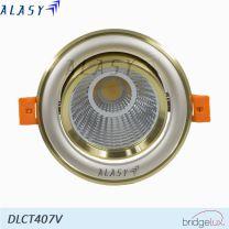 Đèn LED âm trần 12v 7w