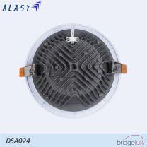 ĐÈN LED ÂM TRẦN COB 24W - DSA024
