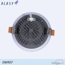 ĐÈN LED ÂM TRẦN CHỐNG ẨM 7W - DWR07