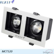 Đèn LED Đôi Âm Trần 20W|MCT520