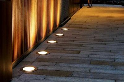 Đèn LED Dimmer Âm Đất